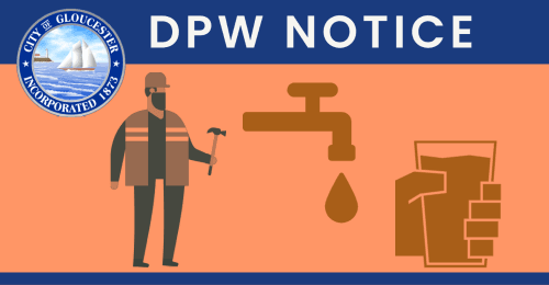 DPW Notice Water